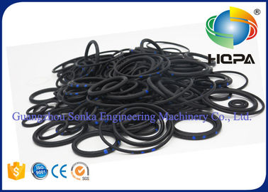Komatsu PC600-6 Valve Seal Kit Heating Resisting With PU Rubber Materials
