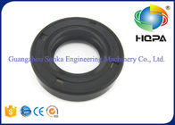 Trung Quốc AE1013A NOK TC Oil Seal Flexibility For Excavator Parts , Black Color Công ty